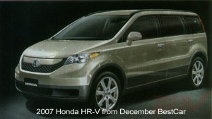 New Honda HR-V?