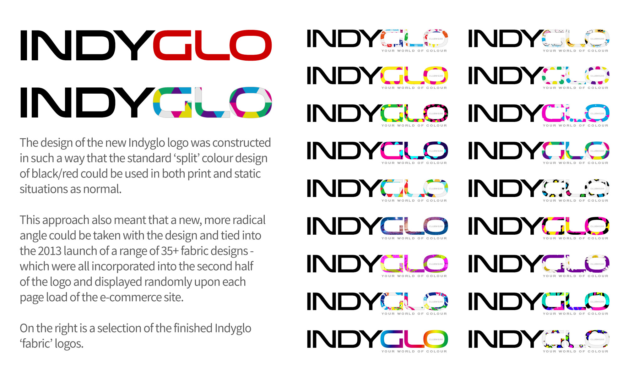 Indyglo Logo Development