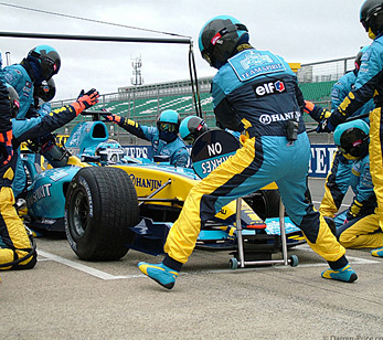 Formula One Photography