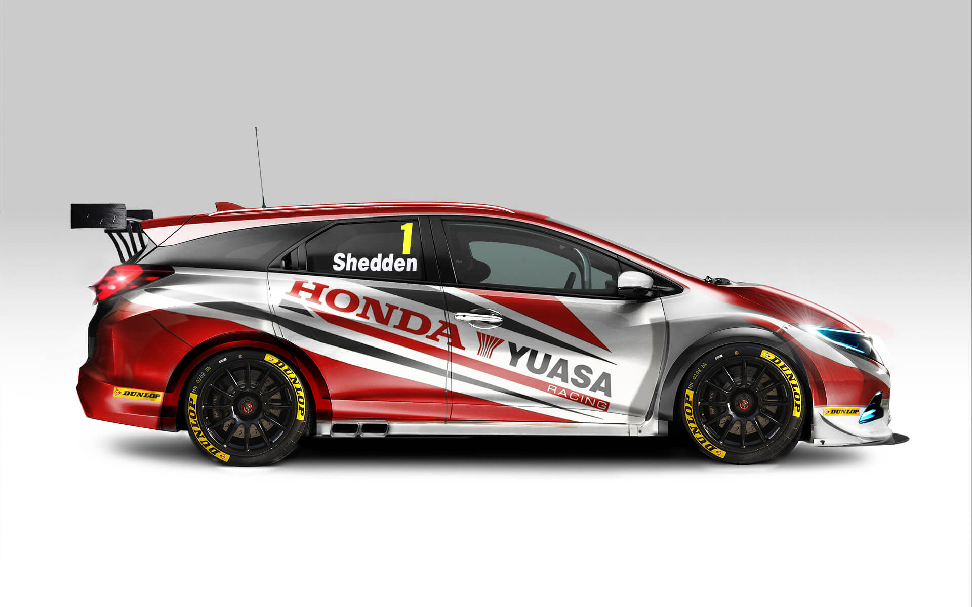 2014 BTCC Honda Civic Wagon